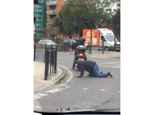 Photo of moped robbery [1]