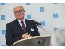 Bezirksapostel i.R. Bernd Koberstein, ehem. Kirchenpräsident
