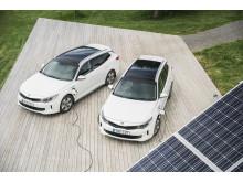Kia Optima Sportswagon Plug-In Hybrid