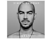 """Simon Damoah """"Grått"""" - omslag"""