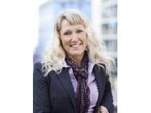Ann-Cristine Viklund, flygstationschef Luleå Airport