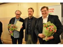 Thomas Jennefelt, Martin Q Larsson, Erik Skagerfält