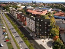 Brf Norrgård i Kalmar