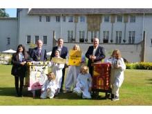 Young people help create Mackintosh buzz
