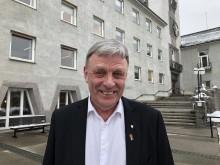 Arnfinn Uthus, fungerende ordfører i Elverum