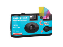 Lomography Simple Use Film Camera_Color Negative_quarter right