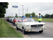 Ford Mustang nummer 10 millioner 2018