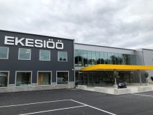 Ekesiöö, som ingår i riksomfattande kedjan Woody Bygghandel, öppnar ny anläggning i Bromma.