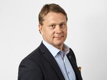 Henrik Julin, ny VD på Orkla Foods Sverige