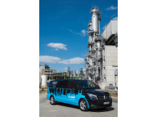 Mercedes-Benz Vans och BASF samarbetar om mobilitet