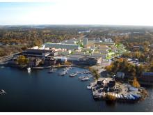 Fabriksstaden i Gustavsberg