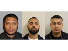 Three men jailed for drugs offences