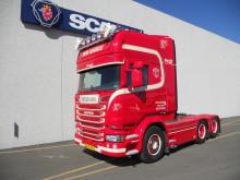 Ny Scania R 580 V8 til Per Hauge