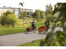 U-bike Campus Umeå 1