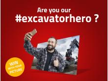 #EXCAVATORHERO