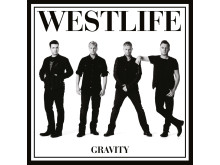 "Westlife - ""Gravity"" albumomslag"
