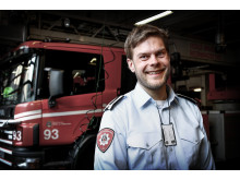 Lars Magne Hovtun, Informasjonssjef i Oslo Brann og redningsetat