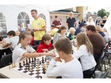 Sjakk på Verdens Kuleste Dag