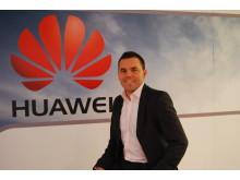 Kenneth Fredriksen, Huawei
