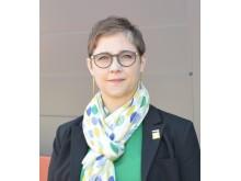 Maria Säfström, hållbarhetschef och vice VD på Ihus