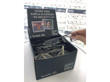 Synoptik öppnar butik och glasögoninsamling i Löddeköpinge
