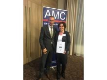 AMC Award für Zurich