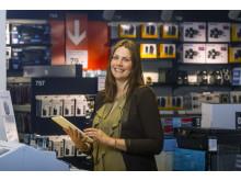 Markeds- og kommunikasjonssjef Ina Kristin Haugen