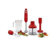 Hand blender HBF02 red