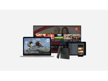 Foto TV-Spot, Devices, Magine TV