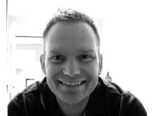 Jens Molin, regionchef på Stanley Security i Svealand