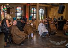 Einsatzfoto Barber Angels Kassel im Gleis 1