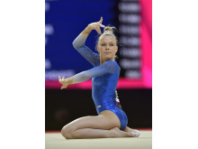 EM i artistisk gymnastik 2018, Jessica Castles