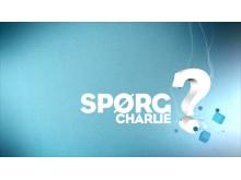 Logo: Spørg Charlie
