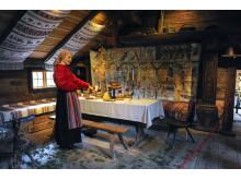 Julvisning på Kulturen - Blekingegården 1815