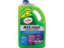 TURTLE WAX M.A.X.-POWER – Ny generasjon bilshampo med tre rengjøringsnivåer