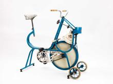 Ergometercykel - visas i utställningen Cykel/Bike