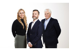 TV3s EM-lag 2016 - studio - Isabel Blanco, Christian Ramberg, Frode Kyvåg