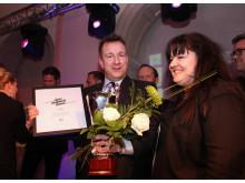 Swecon - årets marknadsförare i Eskilstuna 2012 - Fredrik Rigö