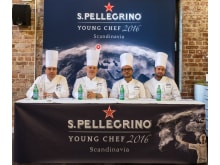 Jury S.Pellegrino Young Chef Scandinavia