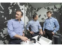 Pandabyggeriet 2019 - VVS-entreprise med sorte vandhaner