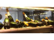 Champagnekällaren på Dufweholms Herrgård