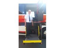 Luksus liftbus til Adrians Turistfart