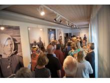 Mer än tusen besökare vid invigningen av nya Torsby Finnskogscentrum i Lekvattnet