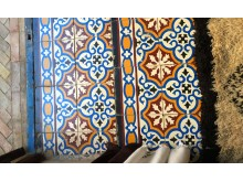 Marokkanische Fliesen - Yoga Retreats mit NOSADE