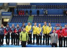 Svenskt Universiadguld i curling