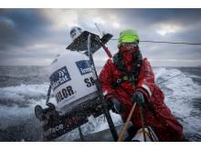 Hi-res image - Cobham SATCOM - Volvo Ocean Race