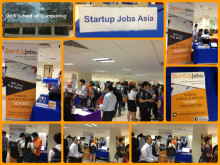 NUS School of Computing Career Fair - 20 Feb 2013