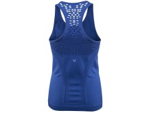 SOC W Flow Seamless Singlet_Blue_Back