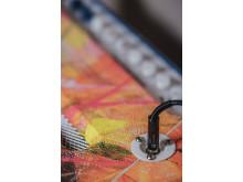 E-Shoe & High-heeled Guitar Shoe från SOUND CHECK