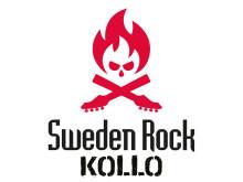 Sweden Rock-kollo logotyp